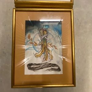 Other - Original water color paintings; William Thidemann